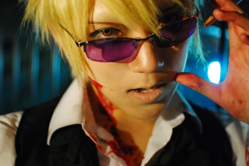 Image Gallery shizuo cosplay
