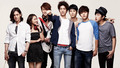 Shut Up Flower Boy Band - korean-dramas wallpaper