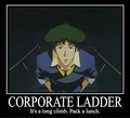 Spike... Not businessman - cowboy-bebop photo