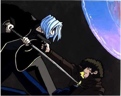 Spike and Vicious