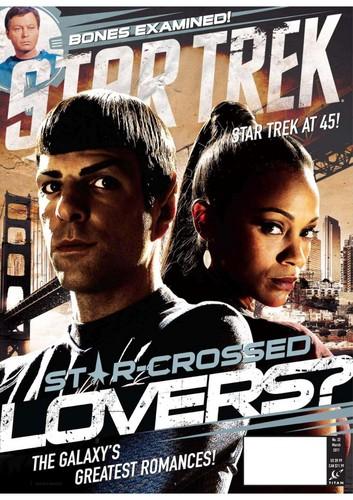 Spock/Uhura - Trek Magazine