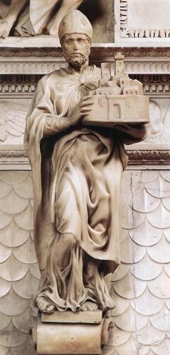 St. Petronius (1494–1495) sejak Michelangelo