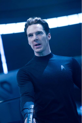 سٹار, ستارہ Trek Into Darkness Still