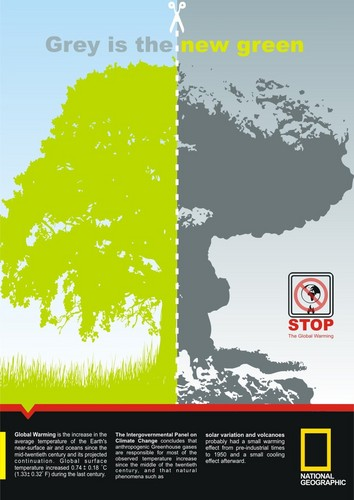 Global Warming Prevention wallpaper with anime called Stop Global Warming