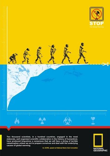 Global Warming Prevention wallpaper called Stop Global Warming