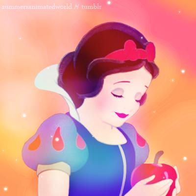 Sweet Snow White <3