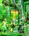 THE WZARD OF OZ - fairy-tales-and-fables fan art