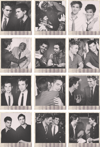 Taylor&Friends - Robert Pattinson