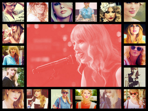 Taylor rápido, swift Collage