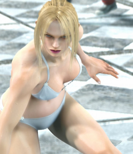 Tekken (Теккен) (Теккен) Обои probably containing a bikini titled Tekken's Death by degrees