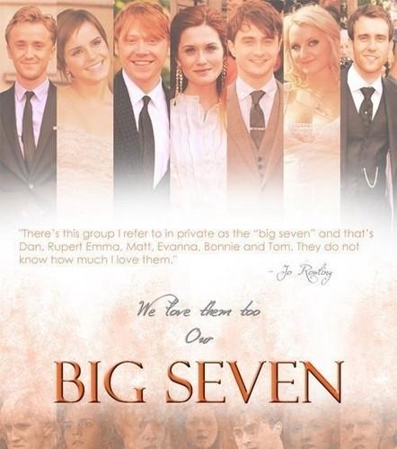 The Big 7 ❤