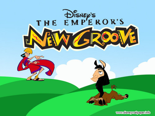 The Empior's New Groove