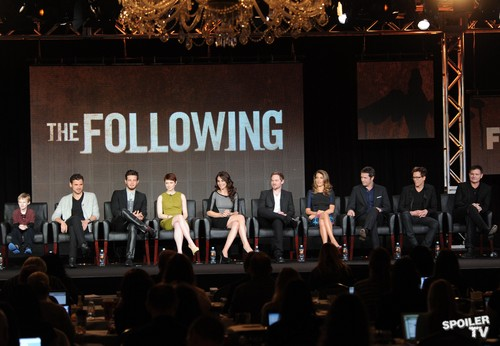 The Following - Photos from TCA Panel
