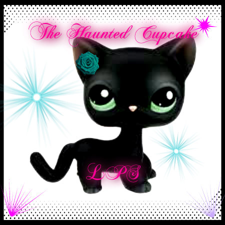 The LPS Club wallpaper called The Haunted Cupcake