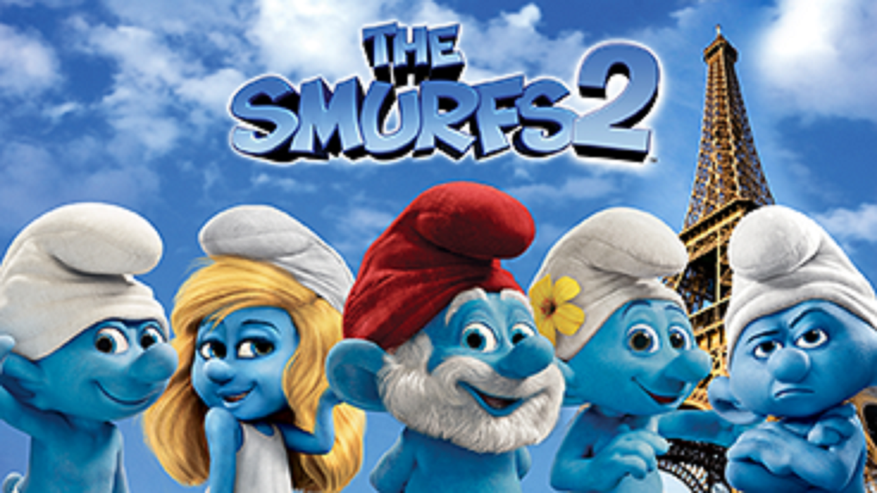 The smurfs 2 movie the smurfs 2