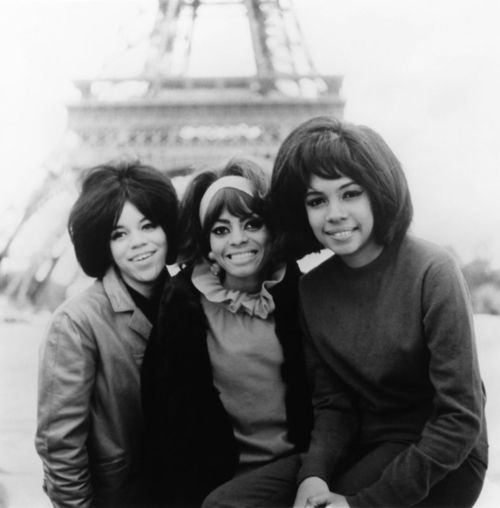 The Supremes Mary Scherrie Susaye
