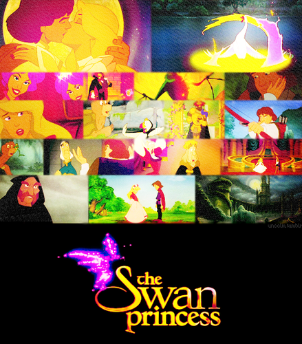 The zwaan-, zwaan Princess
