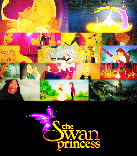 The zwaan-, zwaan Princess