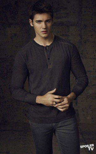The Vampire Diaries - Season 4 - New Cast Promotional ছবি