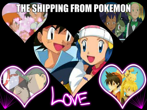 The shipping from Pokemon
