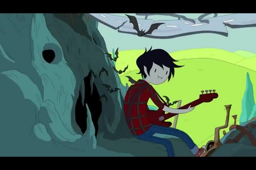 Marshall Lee And Fionna Images The Vampire King Hd