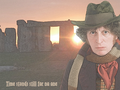 Time stands still for no one - the-fourth-doctor wallpaper