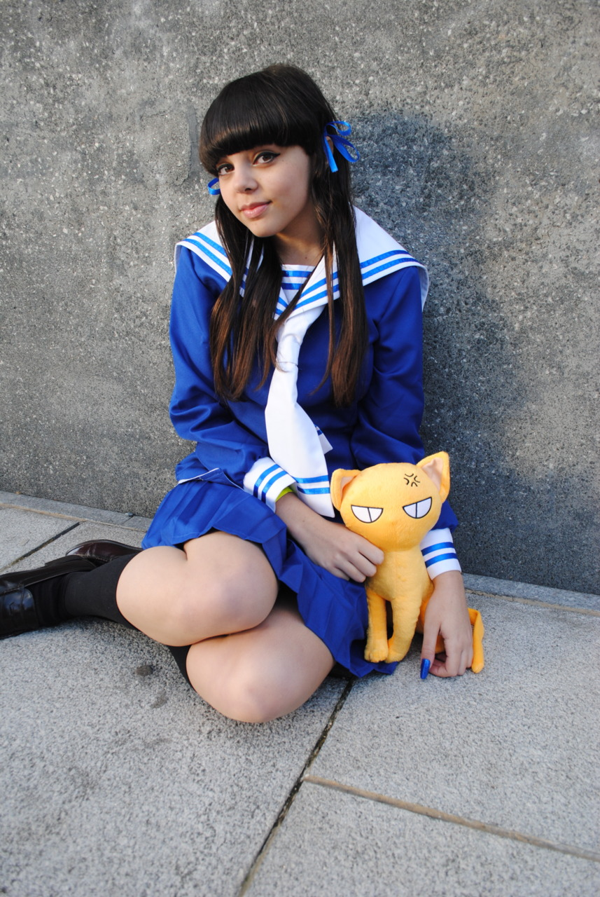 Rin Fruits Basket Cosplay | www.imgkid.com - The Image Kid ...