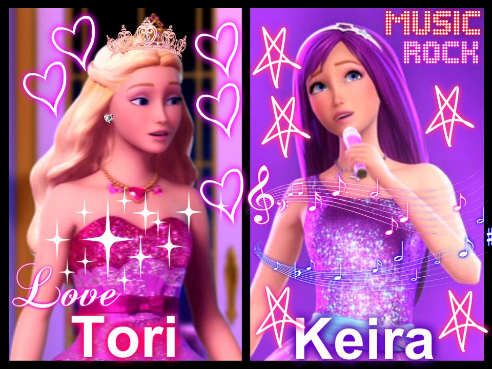 princess and the popstar videos