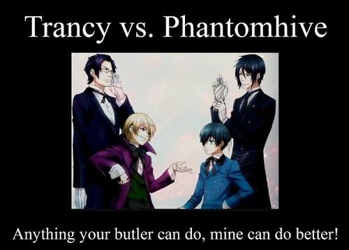 Trancy vs. Phantomhive