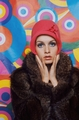 Twiggy - 1960s-fashion photo