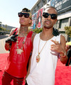 Tyga & Big Sean - tyga photo