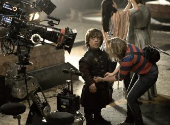 Tyrion Lannister- Behind the Scenes