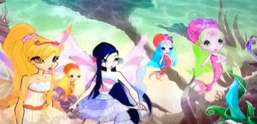 Underwater Linphea