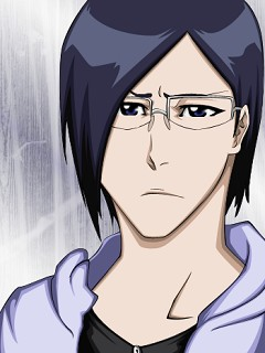 Uryu Ishida Hintergrund called Uryū