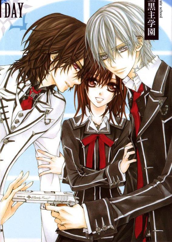Anime Characters Vampire : Vampire knight photo  fanpop