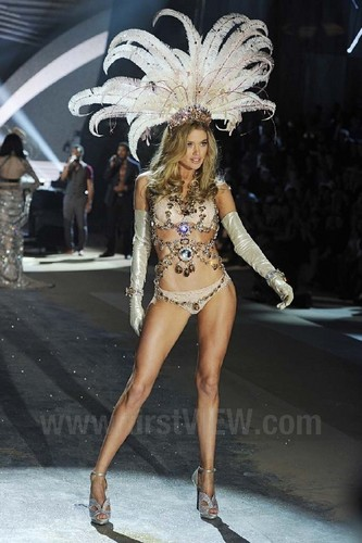 Victoria's Secret Fashion mostrar 2012