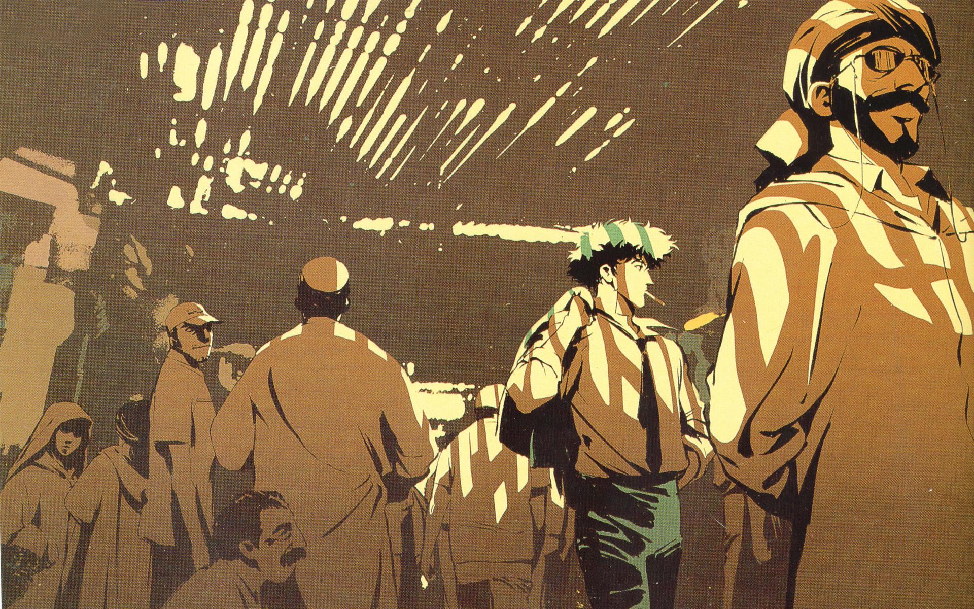wallpaper cowboy bebop wallpaper 33236272 fanpop