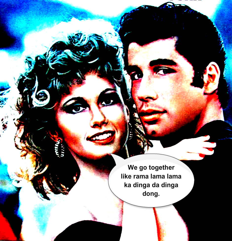 We Go Together - Grease the Movie Fan Art (33288819) - Fanpop