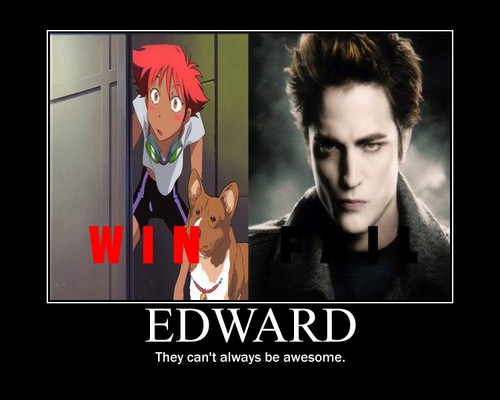 Why Edward Cullen Fails
