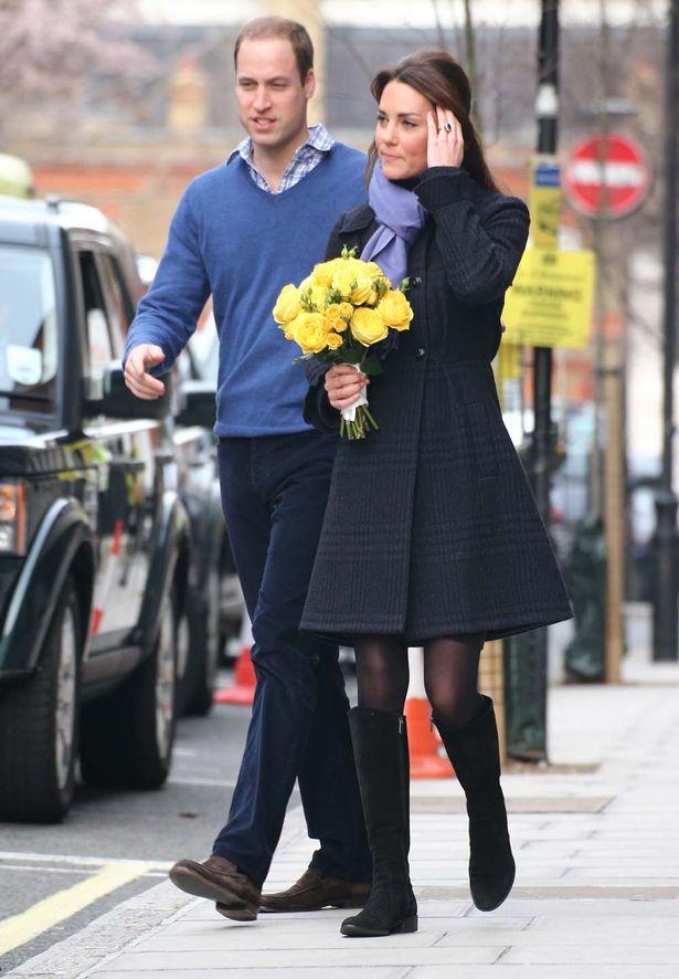 Kate Middleton Pregnant Again