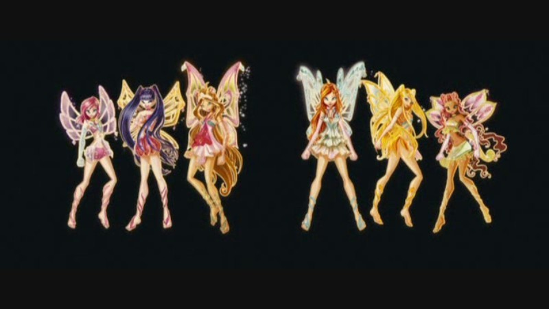 Winx club movie winx screencaps