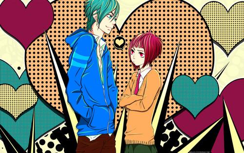 Yamato and Mei