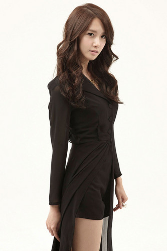Im yoonA fond d'écran possibly with tights called Yoona~♥