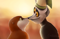 Your nose - penguins-of-madagascar fan art