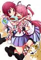 Yui_and_Iwasawa_[angel beats!]