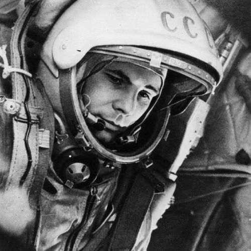 Yuri Gagarin - First Man In angkasa