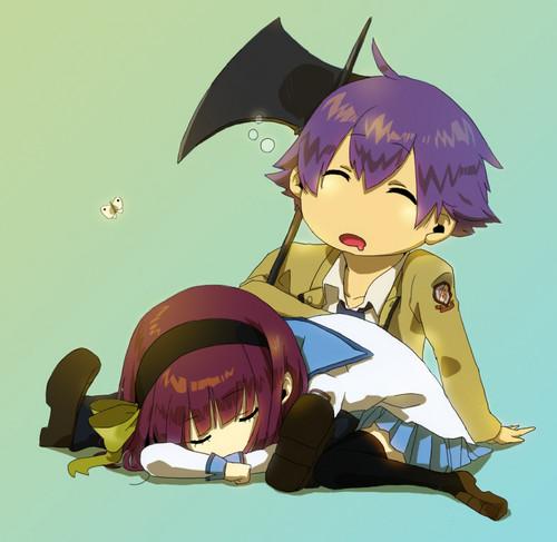 Yuri x Noda