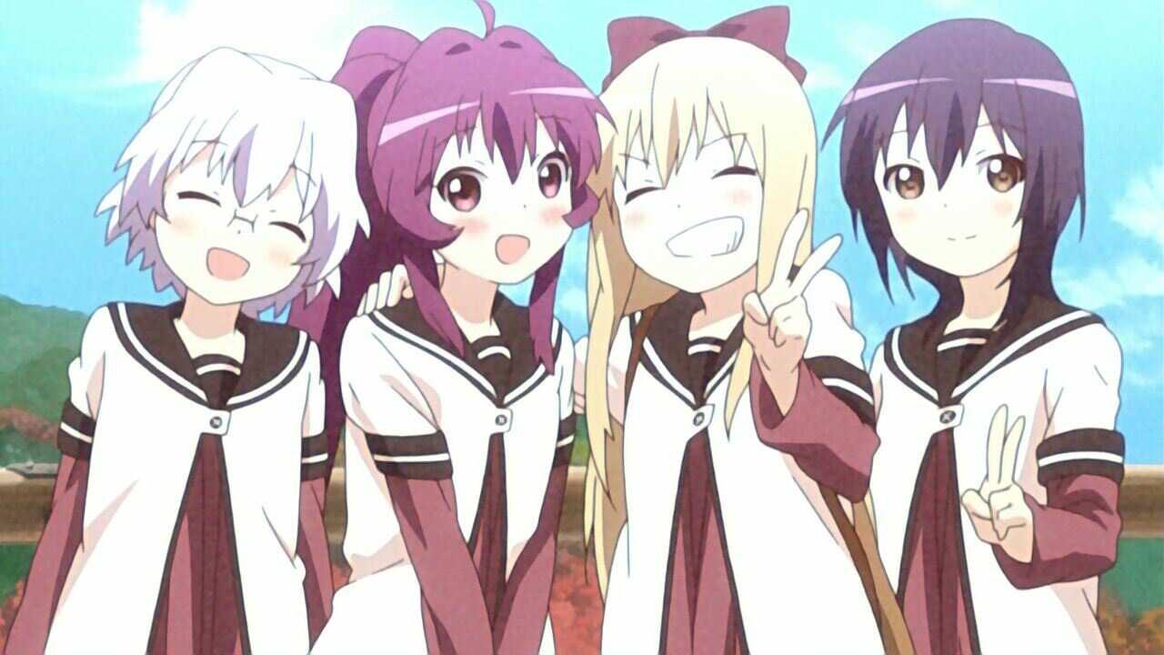 AnNiEwAnNiE images Yuru Yuri HD wallpaper and background photos ...