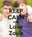 Zouis to my soul - cynthia-selahblue-cynti19 fan art