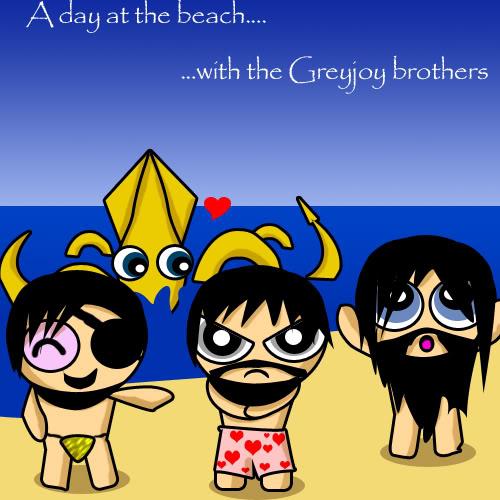 Greyjoy Brothers